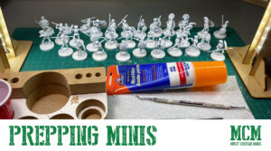 Read more about the article How to Prep Plastic Miniatures for Painting