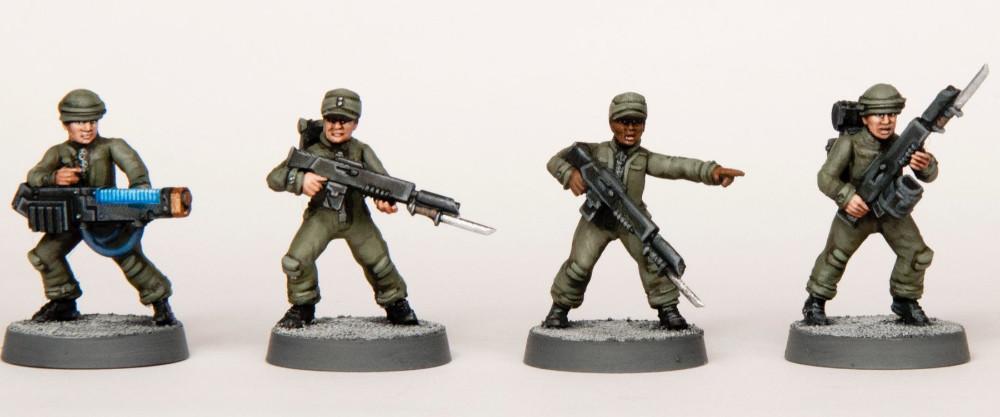 Guard Proxies - Conscripts