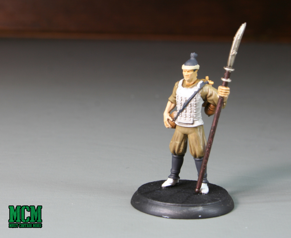 Another Feudal Japan Ally for Shadows of Brimstone: Forgotten Fortress.