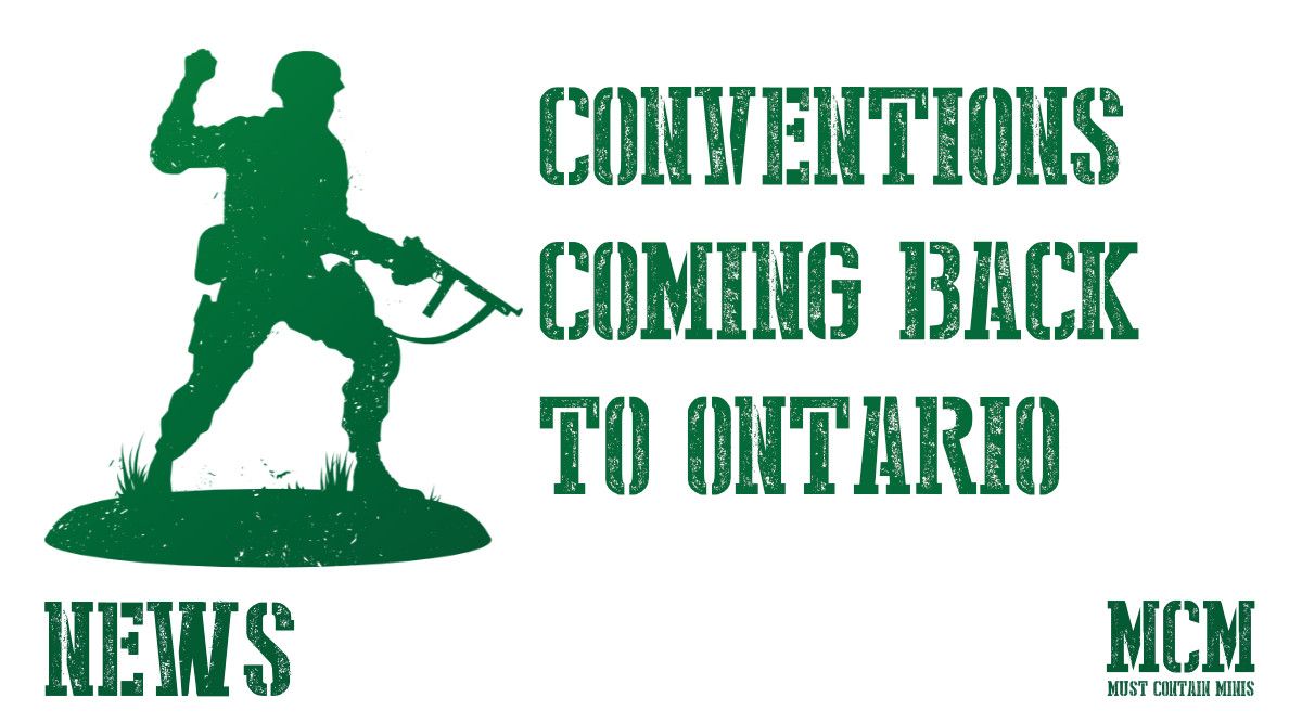 You are currently viewing Ontario Has A Gaming Convention – Sept 25, 2021!