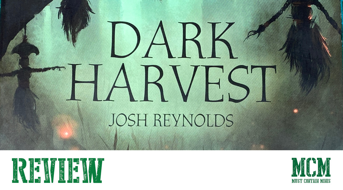 You are currently viewing Dark Harvest Review – A Warhammer Horror Novel