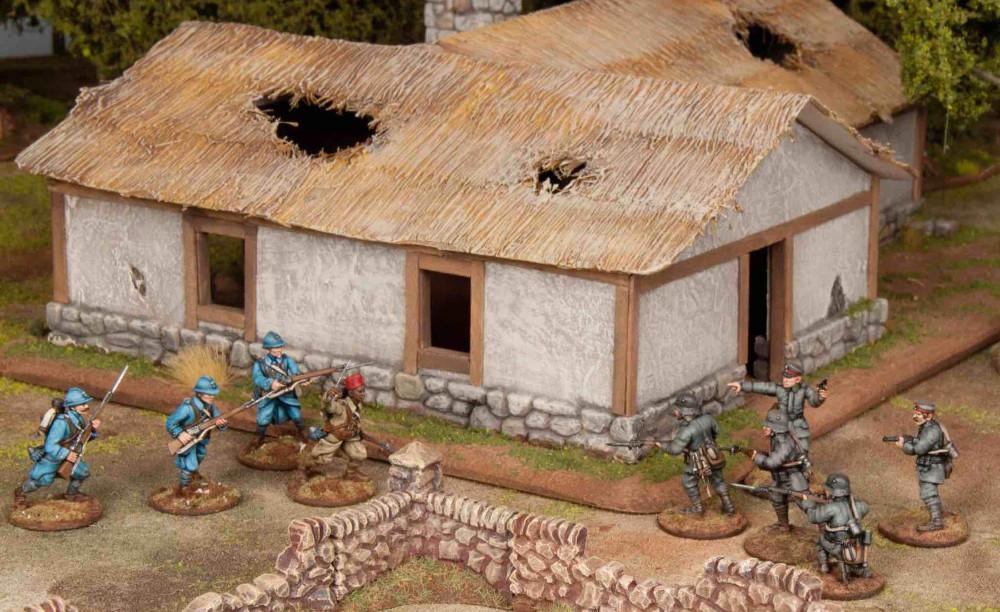 Wargames Atlantic Great War Miniatures