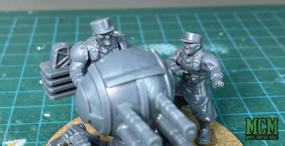 Wargames Atlantic Weapons Team - Death Fields