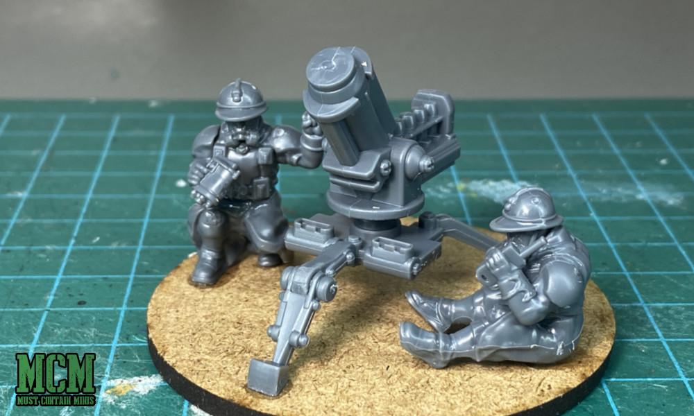 Heavy Weapons Teams - Wargames Atlantic
