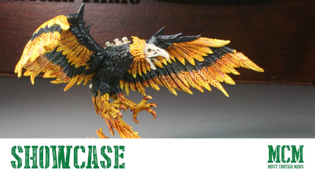 Onmorake Carrion Phoenix Showcase