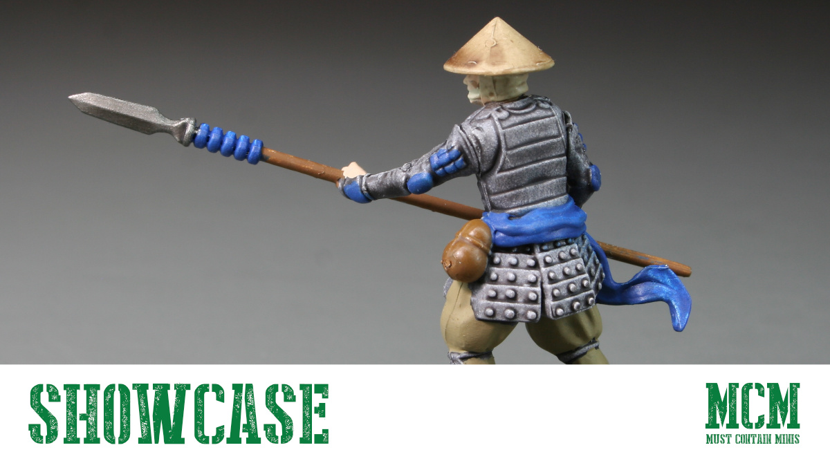 Read more about the article Painted Daimayos Ashigaru Showcase
