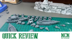 Read more about the article Ice Maiden Review – Dystopian Wars