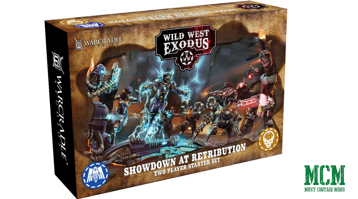 You are currently viewing Wild West Exodus Returns with New Starter Set!