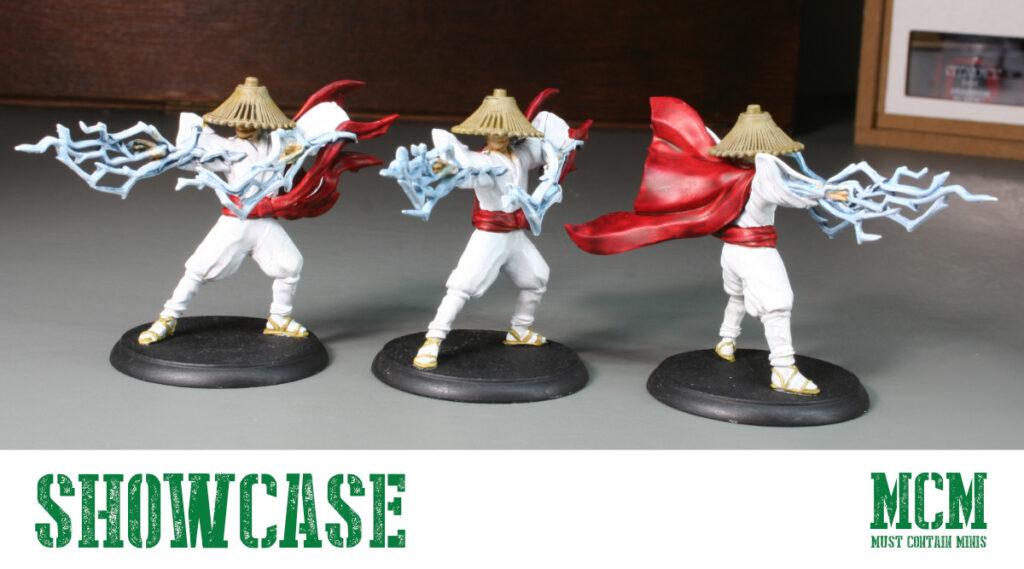 Thunder Warriors Showcase