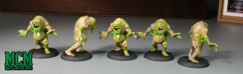 Bone Eaters from Shadows of Brimstone