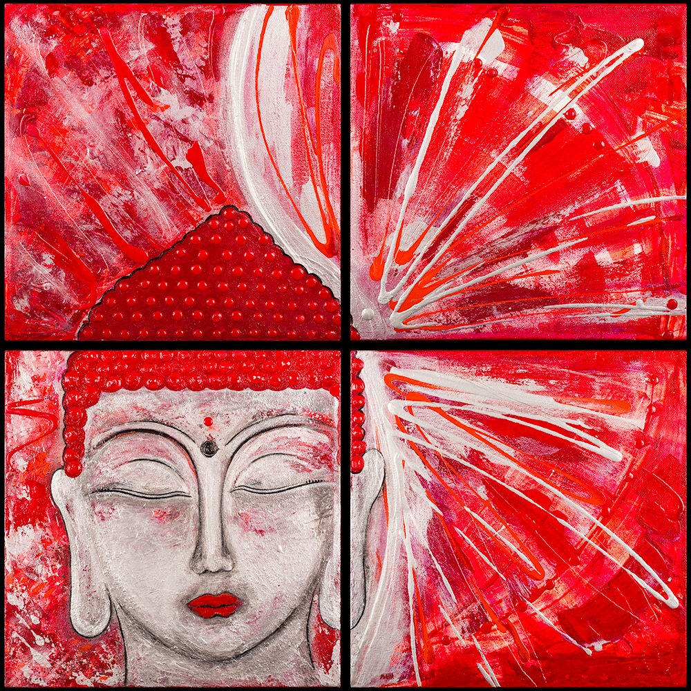 Incarnation bouddha