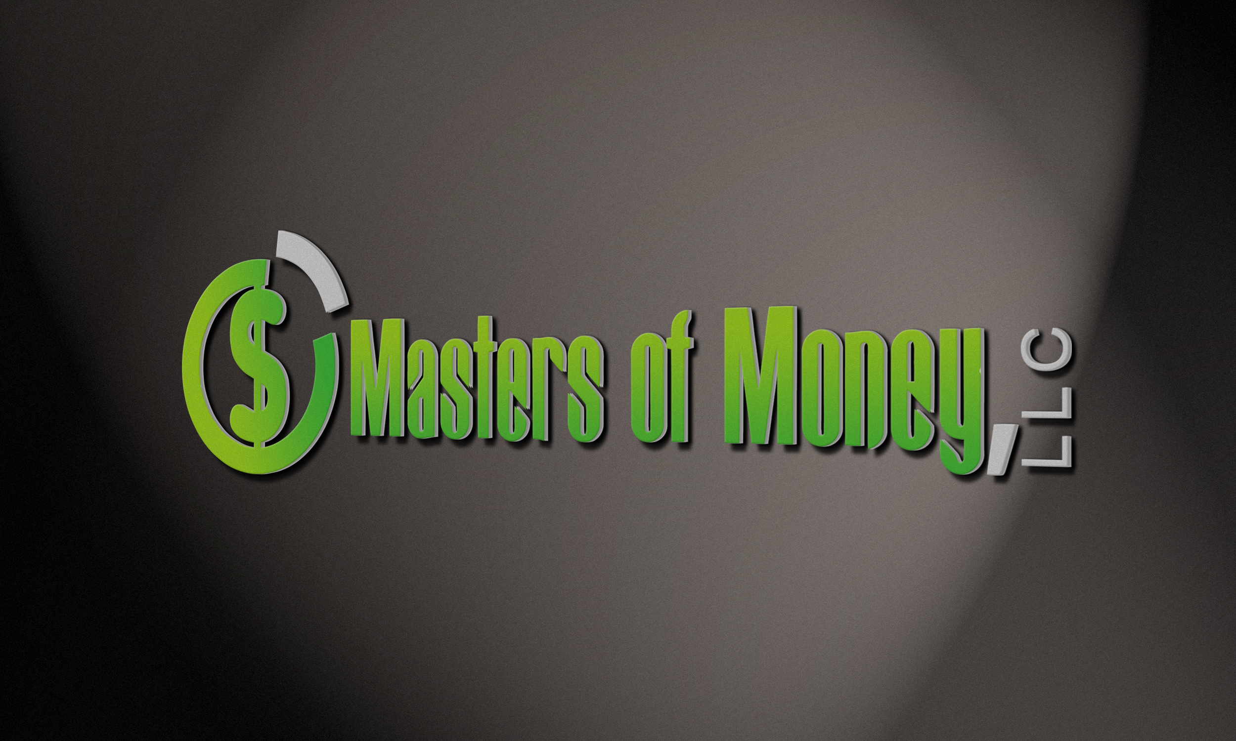 Masters of Money LLC Logo Placement Image