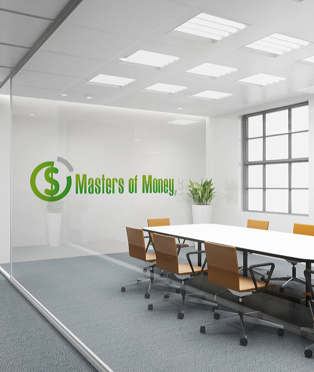 Masters of Money LLC Boardroom Picture