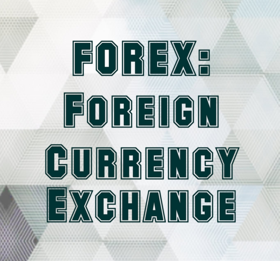 FOREX - Foreign Currency Market Graphic