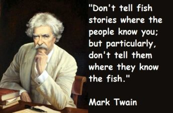 Masters of Money LLC Mark Twain Picture Quotes Collection Post Graphic