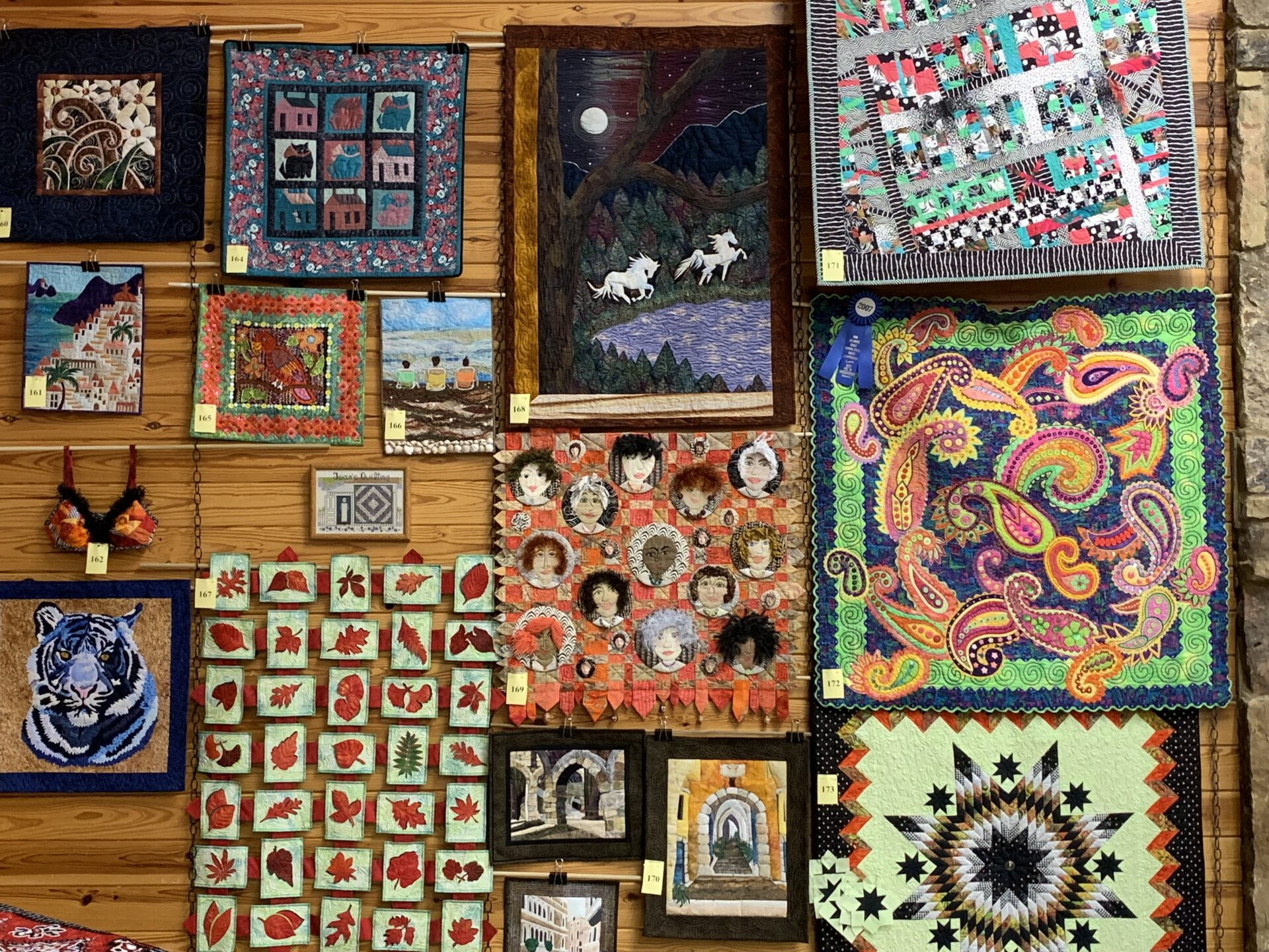 The 2021 Davies Quilt Show is coming up! This year's event will take place November 5th, 6th, and 7th from 10 am to 4 pm. $10 admission. Vendors, House Tours, Music, Demonstrations, Games for Kids, Food, and Door Prizes. Quilt show drop offs on November 2nd - 3rd from 10:30-4:30 at 3570 Davieshire Dr Bartlett 38133 with entry form. Potential vendors can apply for a booth here.   If you are interested in donating to the preservation and restoration of the Davies Manor Quilt Collection, please consider donating. Included in the Davies Quilt Show this year is   the Inspired by Elvis art quilt exhibit organized by Donna Marcinkowski Desoto. The exhbit features 94 small quilts quilted on the theme of Elvis, some done by local quilters! Stop by and enjoy this exhibit while it's in Memphis!