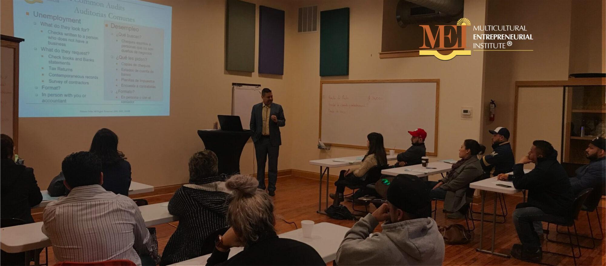 Multicultural Entrepreneurial Institute