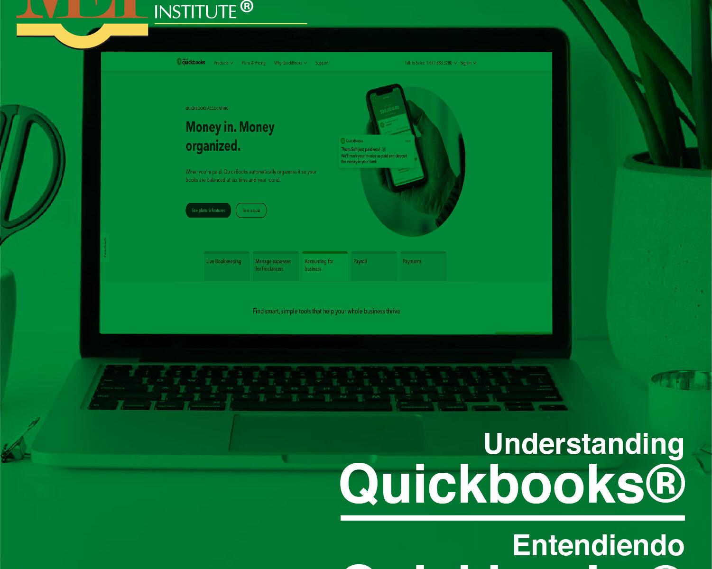 entendiendo quickbooks flyer