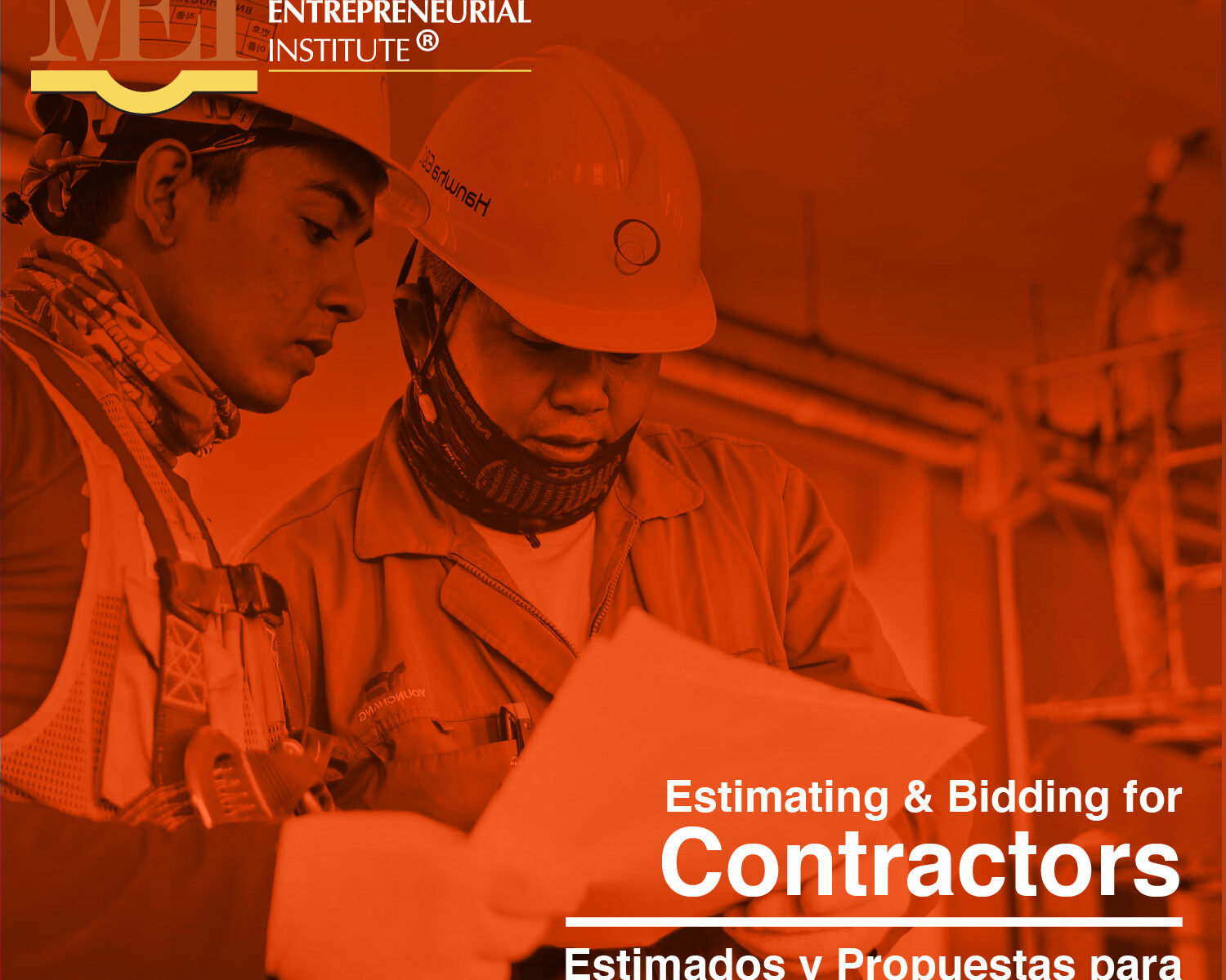 estimating and bidding for contractors flyer