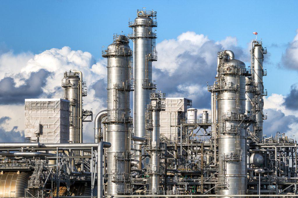 refinery process antifoaming agent