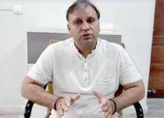 विजय प्रताप सिंह ने कॉलोनी के लिए एससी में दायर की याचिका
