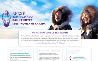 Pauktuutit Inuit Women of Canada
