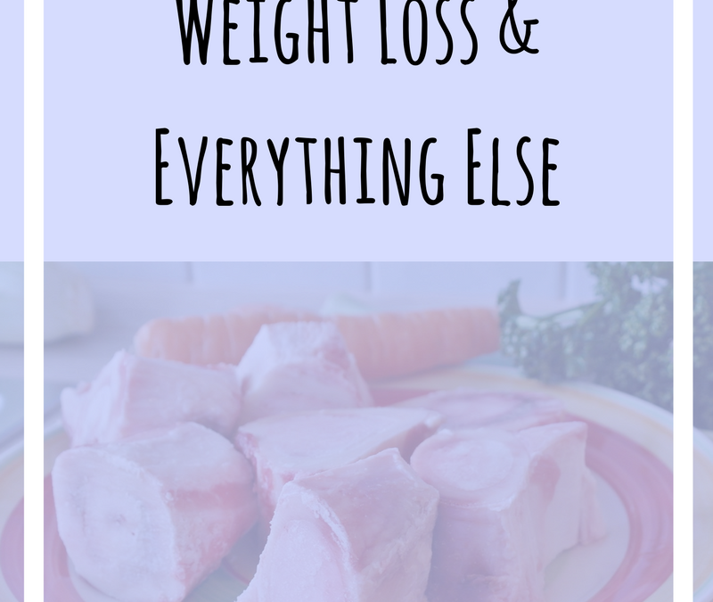 Bone Broth for Weight Loss & Everything Else