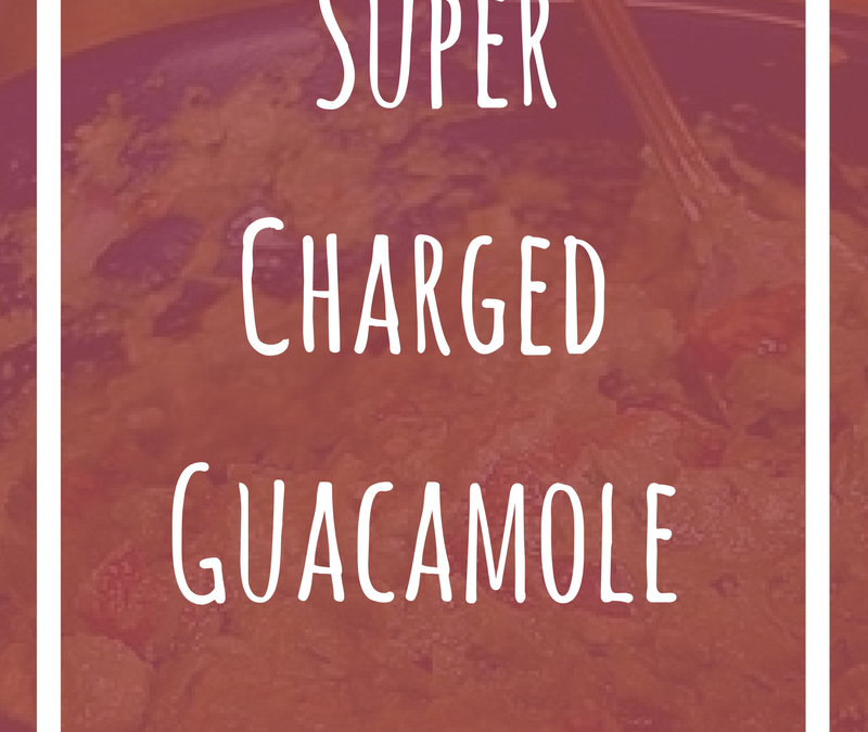 Super Charged Guacamole