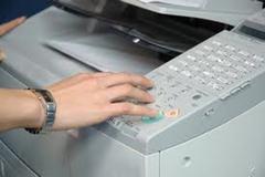 Faxing