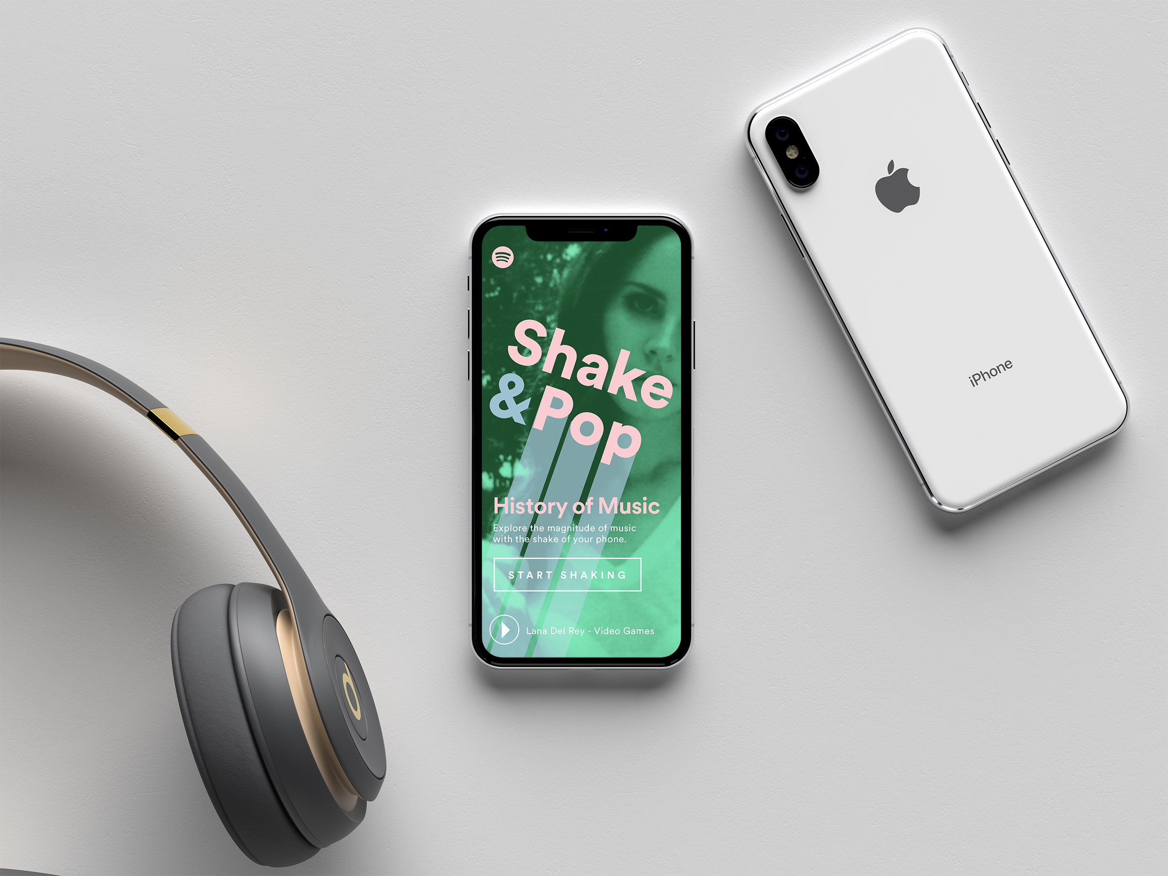 Modern iPhone X Vol.2 by Anthony Boyd Graphics