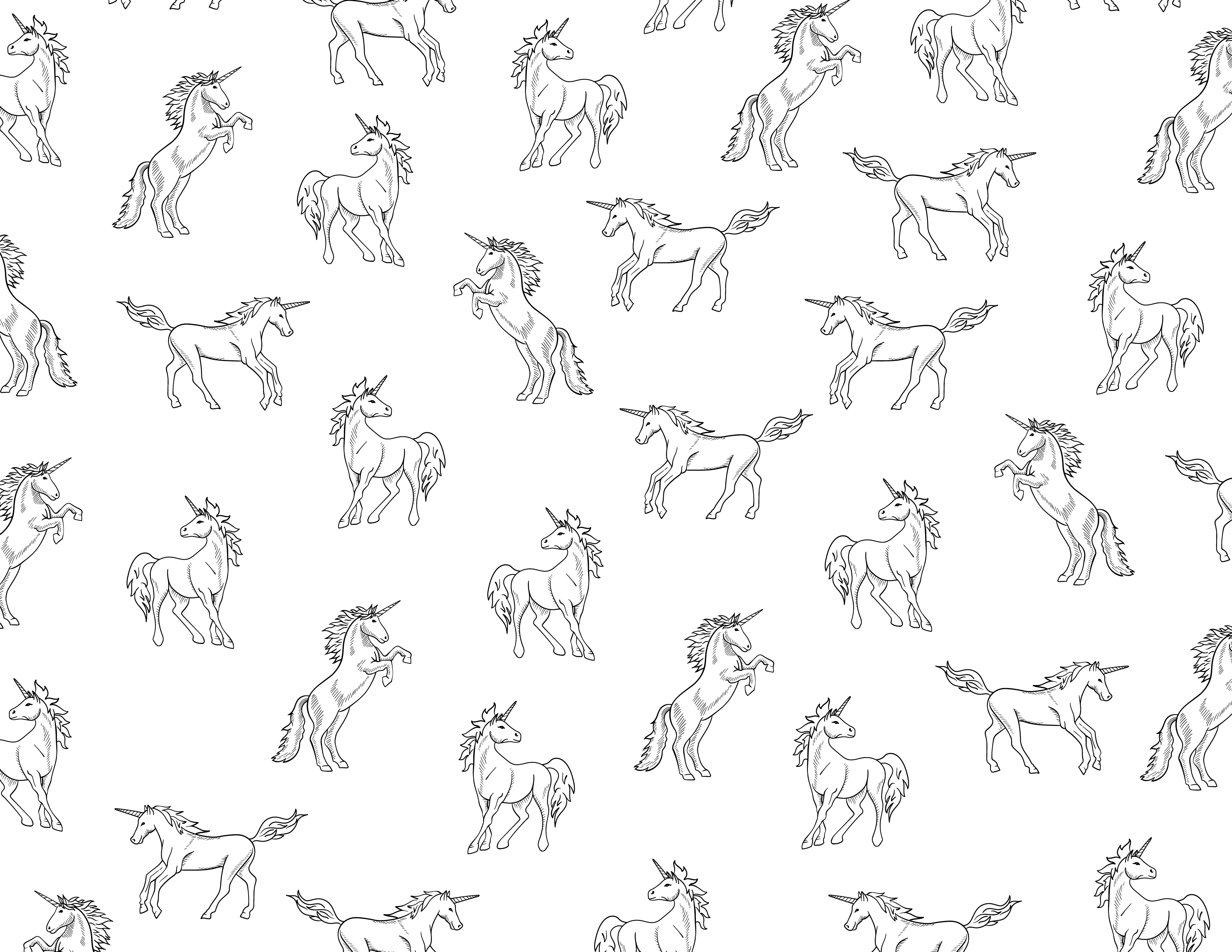 MH_Art_UnicornWhite_Bckgrd-01