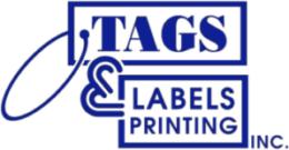Tags & Labels Printing, Inc. Logo
