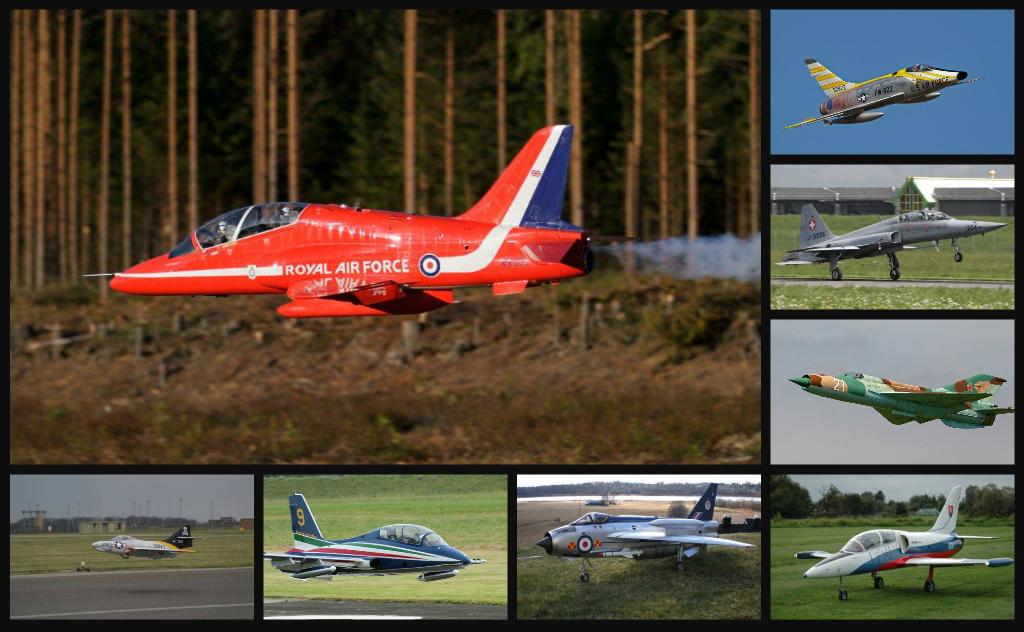 Airworld Collage