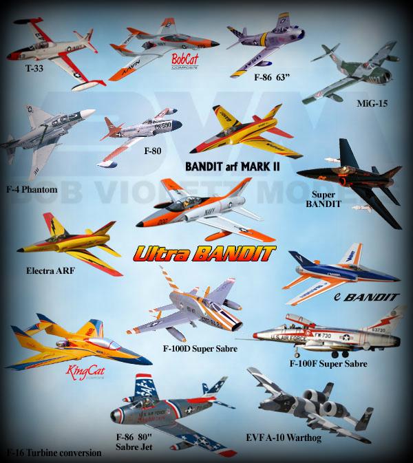 BVM Jet Kits