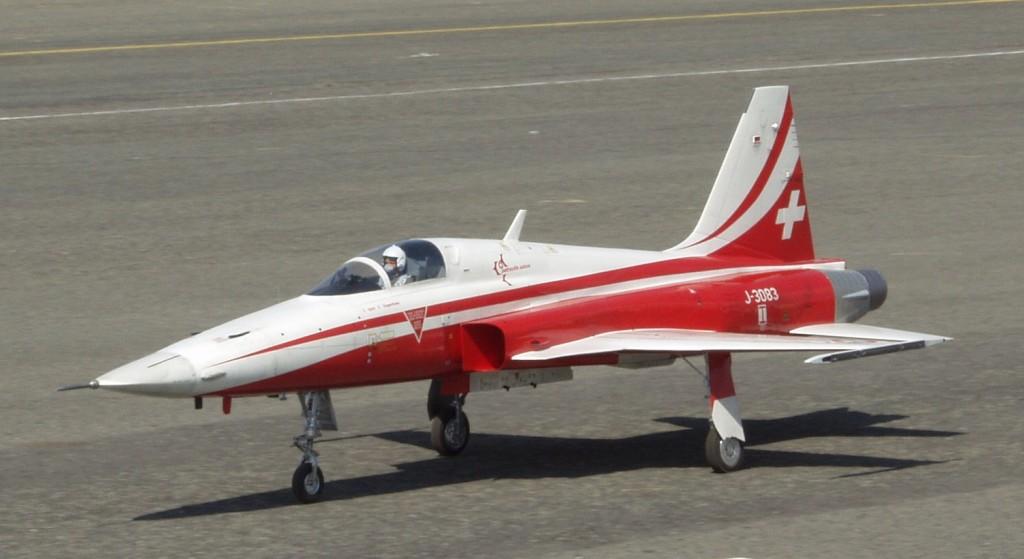 F-5E Tiger