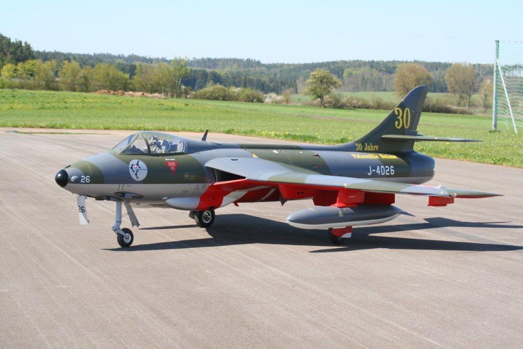 Airworld Hawker Hunter