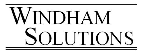WINDHAM SOLUTIONS LOGO