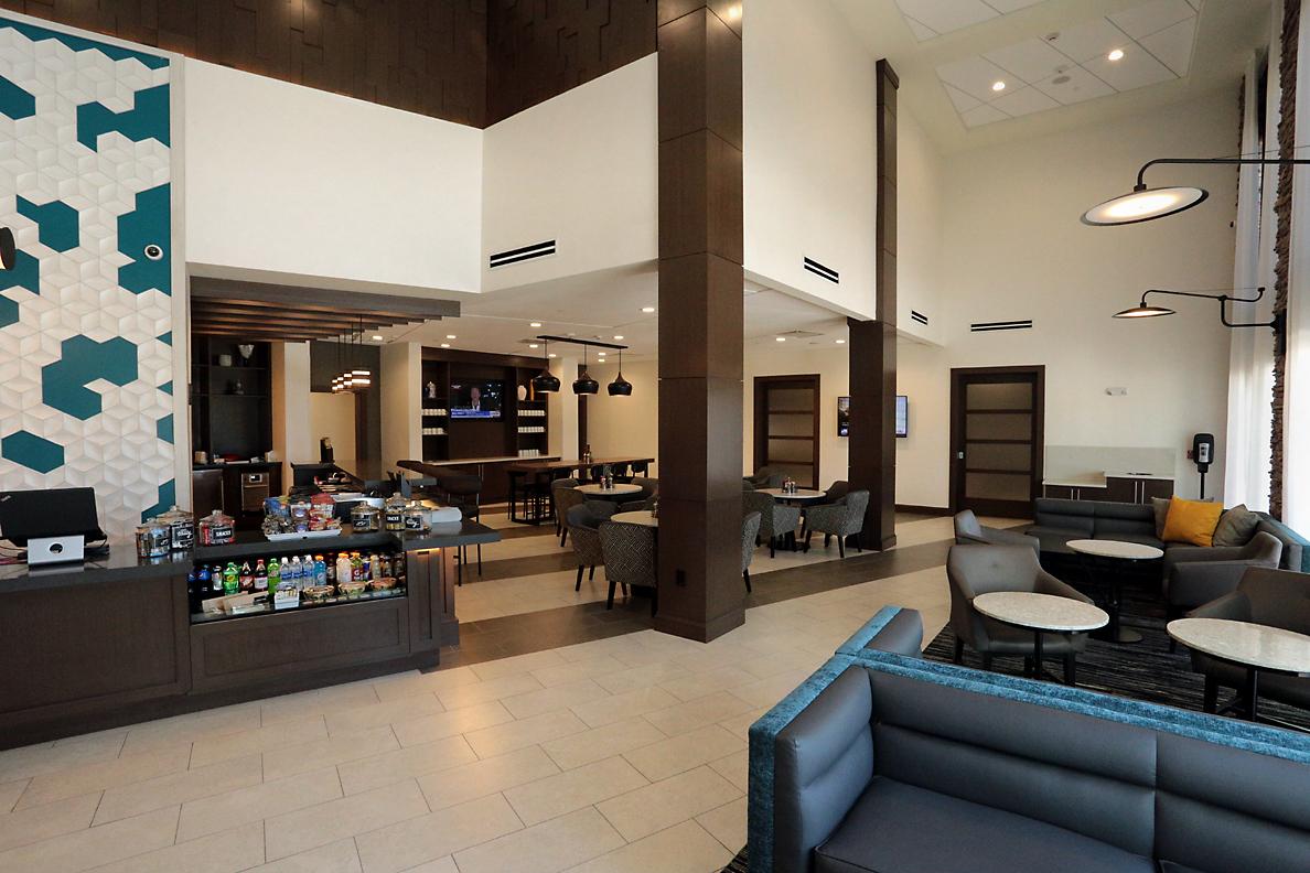 Hyatt hotel in The Colony, TX