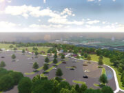 Proposed Wynnwood Marina in The Colony, TX
