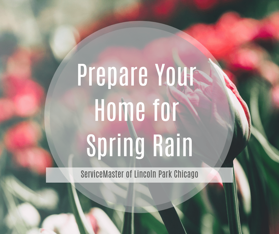 prepare home for flooding in chicago this spring