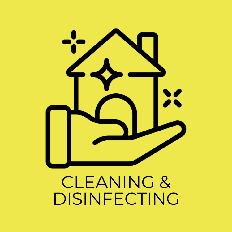 cleaning and disinfecting services