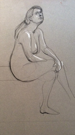 Seated Model 1-18