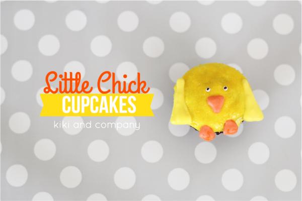 Cupcakes- Little Chicks 2