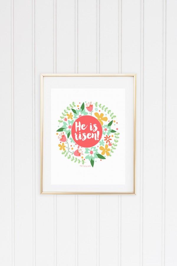 He is risen Melon Circle at kiki and company