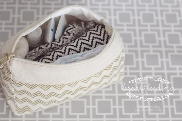 Newborn Breastfeeding Essentials at kiki and company. Perfect.