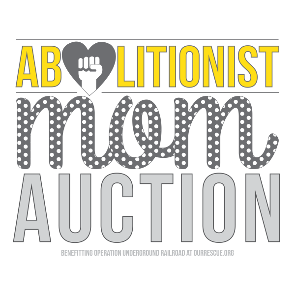 ABOLITIONIST MOM AUCTION