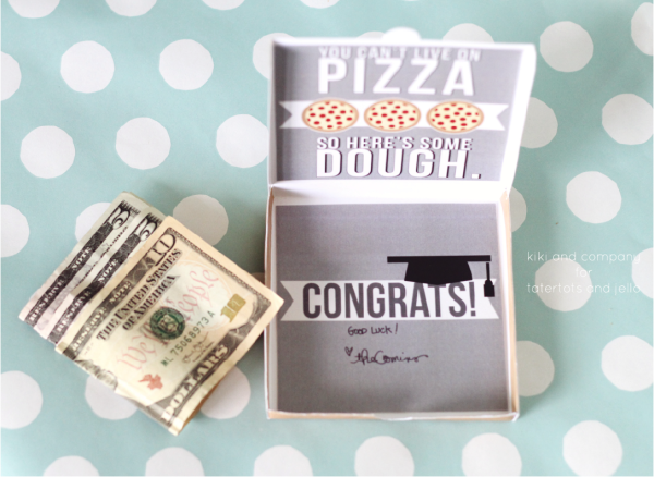 Graduation Money Card. Love this!