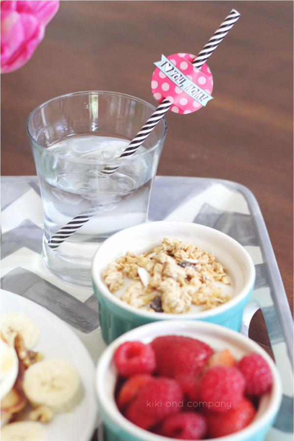 The World's Best Supermom Breakfast Printables. So Perfect.