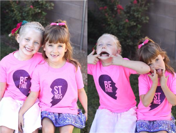 Best Friend Shirts...SO cute!
