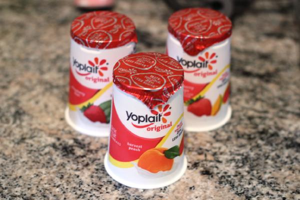Yoplait Fruit Yogurt Dip and Spread recipe